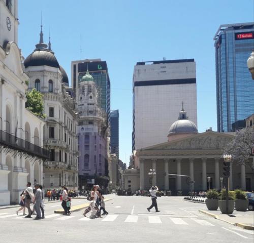 Buenos Aires November 2018