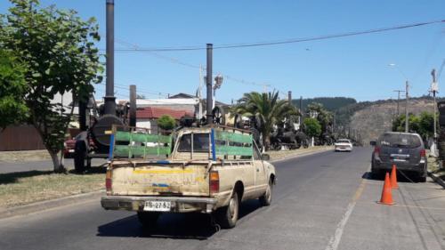 Unterwegs in Chile von den Anden zum Meer im Maputcheland