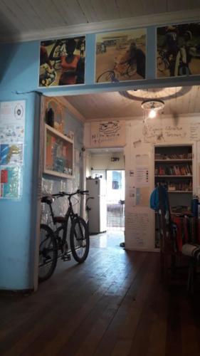 Casa del ciclista  in San Antonio