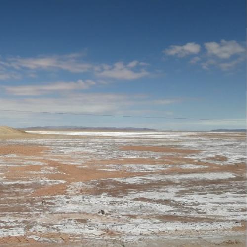 Nähe Salar de Uyuni