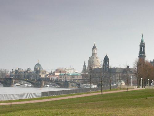 "Das ""Barockdorf"" Dresden"