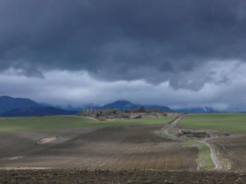 Wechselhaftes Wetter in der Hohen Tatra